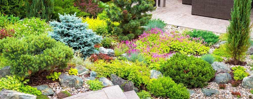 градинско озеленяване