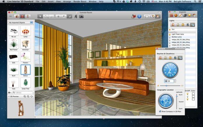 програми за интериорен дизайн